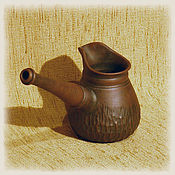"""Посуда ручной работы. Ярмарка Мастеров - ручная работа турка """"капля"""". Handmade."""