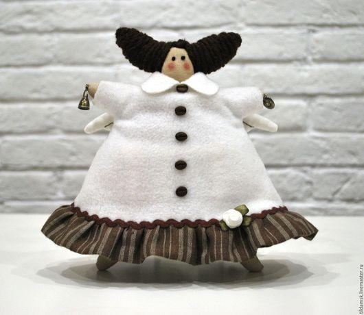 Куклы Тильды ручной работы. Ярмарка Мастеров - ручная работа. Купить Тильда кофейная фея. Handmade. Кофе, романтический стиль