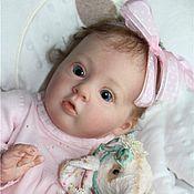Куклы и игрушки ручной работы. Ярмарка Мастеров - ручная работа Кукла реборн Тиффани-2.. Handmade.