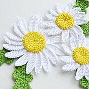 Цветы и флористика handmade. Livemaster - original item daisy. Handmade.