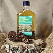 Материалы для творчества handmade. Livemaster - original item Pine buds tincture 250 ml. Handmade.