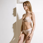 Одежда handmade. Livemaster - original item Lace underwear for every day. Handmade.