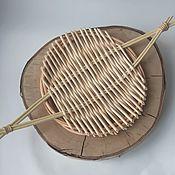 Посуда handmade. Livemaster - original item Willow vine plate
