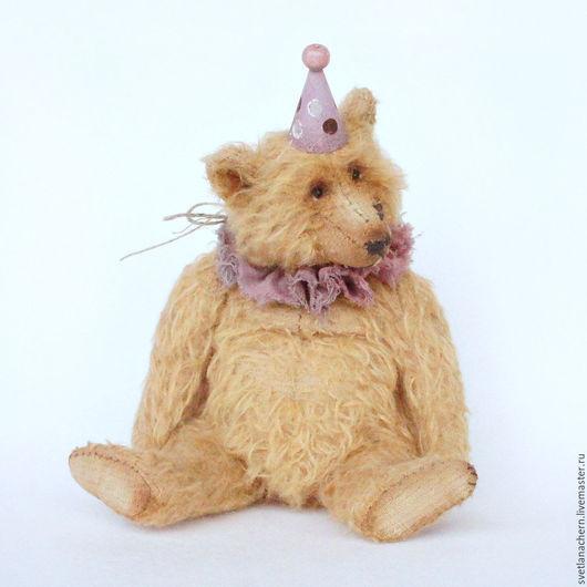 Мишки Тедди ручной работы. Ярмарка Мастеров - ручная работа. Купить Луиджи. Handmade. Мишка тедди, коллекционный медведь