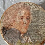 Для дома и интерьера ручной работы. Ярмарка Мастеров - ручная работа шкатулка,,  Моцарт,,. Handmade.
