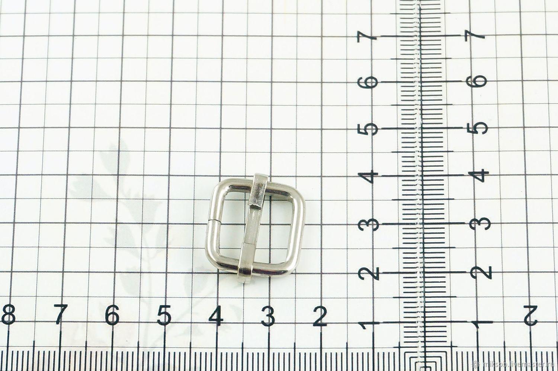 Регулятор ремня 12 мм никель, Фурнитура для сумок, Санкт-Петербург,  Фото №1