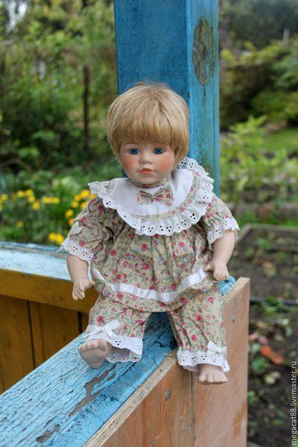 Коллекционные куклы ручной работы. Куклы для реставрации. Мental toys (семейный магазин). Ярмарка Мастеров. Хлопок