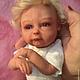 Коллекционные куклы ручной работы. Наташенька и Сашенька. 'Куклы для души'  Егоровой Елены. Ярмарка Мастеров. Авторская кукла
