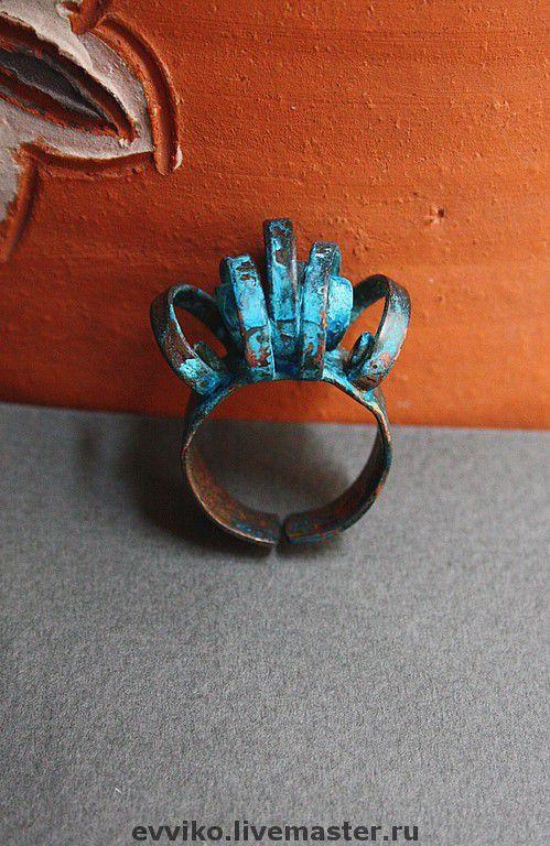 Кольца ручной работы. Ярмарка Мастеров - ручная работа. Купить Кольцо Барашки. Handmade. Кольцо
