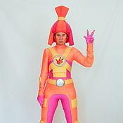 Одежда handmade. Livemaster - original item Fiksik Simka. Scenic suit/Cosplay/Carnival costume. Handmade.