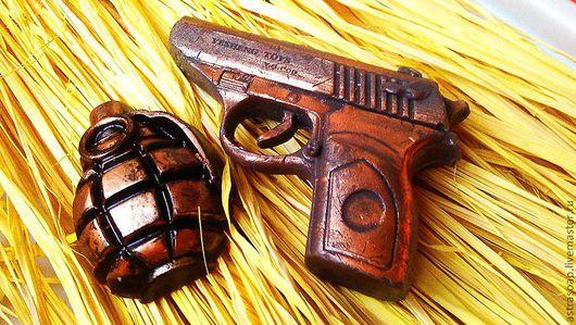 пистолет подарок мужу подарок военному подарок на 23 февраля подарочный набор для мужчин граната лимонка подарок коллеге подарок полицейскому подарок учителю подарок охраннику подарок с юмором приколь