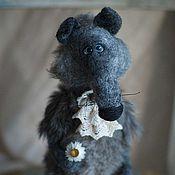 """Куклы и игрушки ручной работы. Ярмарка Мастеров - ручная работа игрушка """"Волк Семён в овечьей шкуре."""". Handmade."""