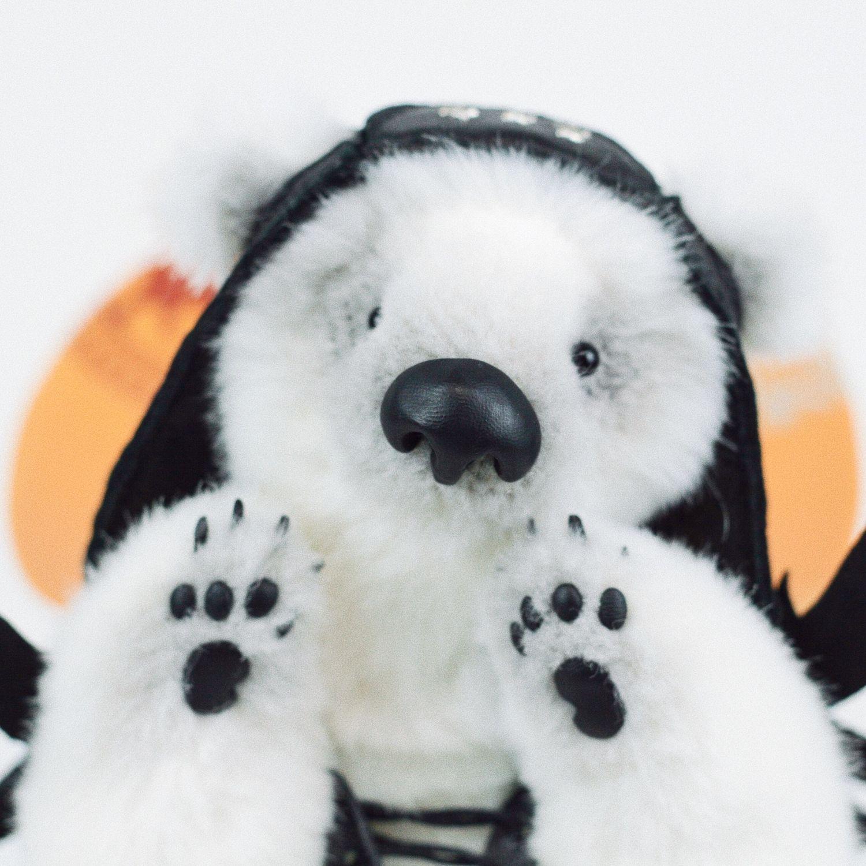 Hans, polar bear, Stuffed Toys, Moscow,  Фото №1