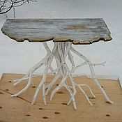 Для дома и интерьера ручной работы. Ярмарка Мастеров - ручная работа Столик туалетный ручной работы.Дерево.. Handmade.