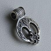 Фен-шуй и эзотерика handmade. Livemaster - original item Longnica with a cross. Handmade.