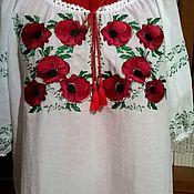 Одежда handmade. Livemaster - original item Women`s embroidery ZhR3-040. Handmade.