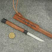 """Субкультуры ручной работы. Ярмарка Мастеров - ручная работа """"Бамбук и птицы"""" шейный нож подвеска. Handmade."""