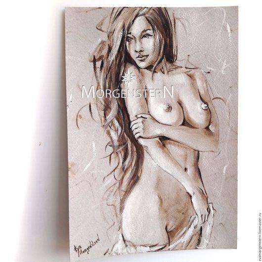Картина в единственном экземпляре художник Eva Morgenstern.