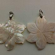 handmade. Livemaster - original item Pendant-pearl pendant(2pcs). Handmade.