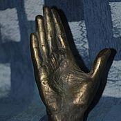 """Дизайн и реклама ручной работы. Ярмарка Мастеров - ручная работа Дверная ручка """"Рука"""". Handmade."""