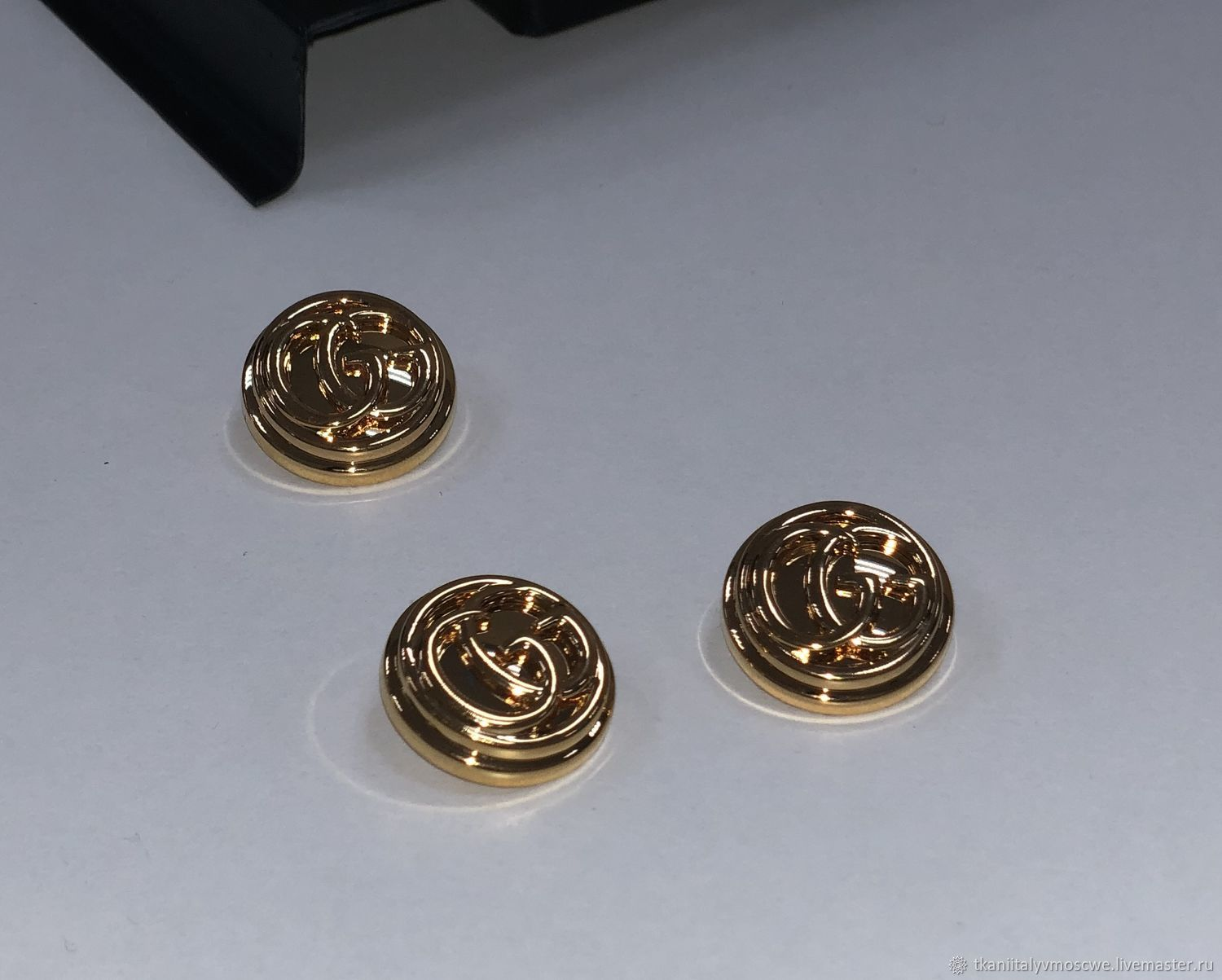 Accessories: Buttons GUCCI, Accessories4, Moscow,  Фото №1