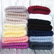 Аксессуары handmade. Livemaster - original item Hat knitted from mohair