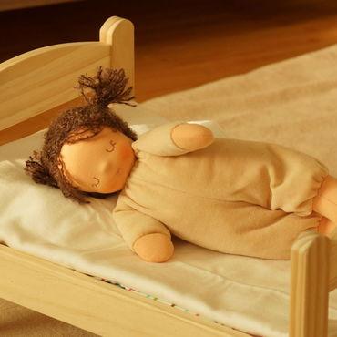 Куклы и игрушки ручной работы. Ярмарка Мастеров - ручная работа Сплюшка - Капучинка. Handmade.