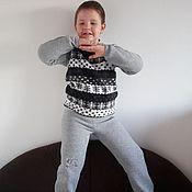 Костюмы ручной работы. Ярмарка Мастеров - ручная работа Костюм детский с начёсом Снежинки. Handmade.