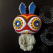 Куклы и игрушки ручной работы. Ярмарка Мастеров - ручная работа Сюрреалистический Заяц. Handmade.
