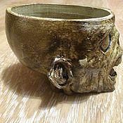 Подарки к праздникам ручной работы. Ярмарка Мастеров - ручная работа Шкатулка зомби. Handmade.