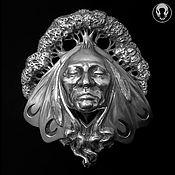 """Подвеска ручной работы. Ярмарка Мастеров - ручная работа Серебряная подвеска  """"дон Хуан"""". Handmade."""