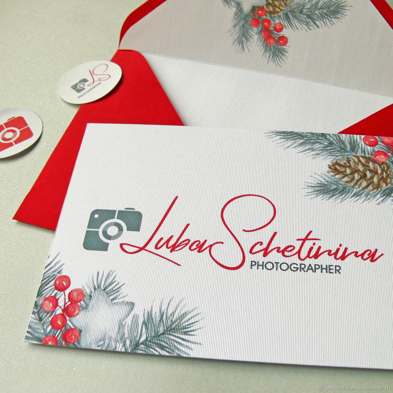 Сертификация открытки, рисунки для