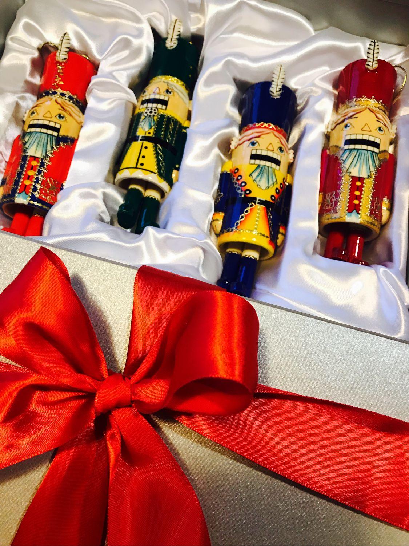 Елочная деревянная игрушка Щелкунчик на елку, Елочные игрушки, Москва,  Фото №1
