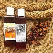 Косметика ручной работы handmade. Livemaster - original item Honey shampoo with pine nuts and herbs of the Altai Mountains. Handmade.