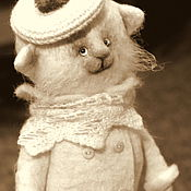 Куклы и игрушки ручной работы. Ярмарка Мастеров - ручная работа Беляночка.. Handmade.