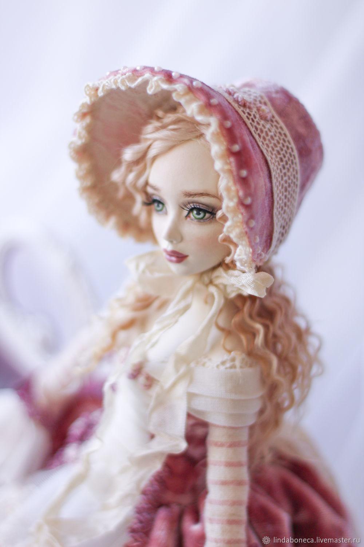 Будуарная кукла  Маркиза Луиза, Будуарная кукла, Краснодар,  Фото №1