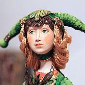 """Куклы и игрушки ручной работы. Ярмарка Мастеров - ручная работа Кукла-шкатулка """"Сильва"""". Handmade."""