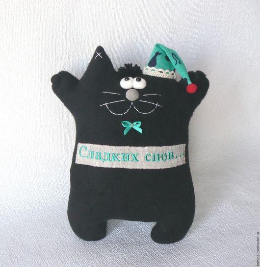 Кот. Коты и кошки. Котик. Прикольный кот. Кот в подарок. Оригинальный подарок. Мягкая игрушка кот. Кот из ткани. Кот ручной работы купить. Кот авторская игрушка.