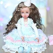 """Куклы и игрушки handmade. Livemaster - original item Авторская кукла """"Аделина"""". Handmade."""