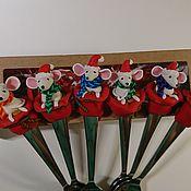 Ложки ручной работы. Ярмарка Мастеров - ручная работа Подарочные ложечки. Handmade.