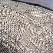 """Для дома и интерьера ручной работы. Ярмарка Мастеров - ручная работа Подушка """"Совы"""". Handmade."""