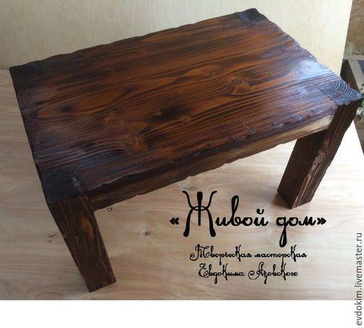 Мебель ручной работы. Ярмарка Мастеров - ручная работа. Купить Стол кофейный. Handmade. Стол, Стол журнальный