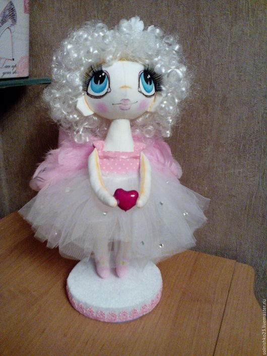 Ароматизированные куклы ручной работы. Ярмарка Мастеров - ручная работа. Купить текстильная кукла. Handmade. Комбинированный, в наличии, с любовью, ткань