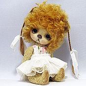 Куклы и игрушки ручной работы. Ярмарка Мастеров - ручная работа Мишка Моник. Handmade.