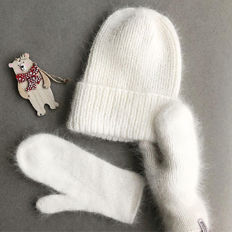 Тёплая Вязаная шапка, Шапки, Москва,  Фото №1