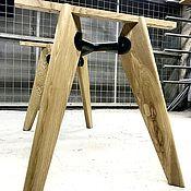 Столы ручной работы. Ярмарка Мастеров - ручная работа ПОДСТОЛЬЕ для стола лофт. Handmade.