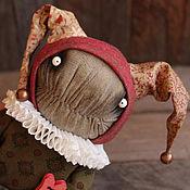 Куклы и игрушки ручной работы. Ярмарка Мастеров - ручная работа Влюбленный шут.... Handmade.