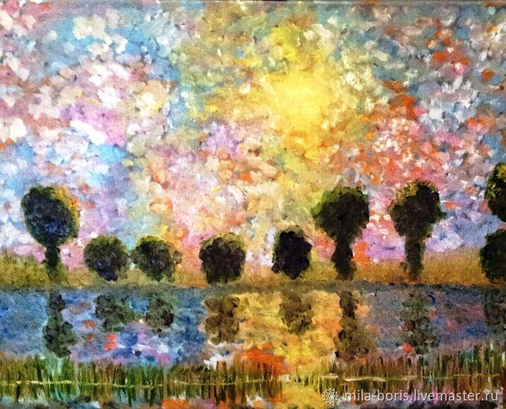 Тоскана, Картины, Оберхаузен,  Фото №1