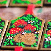 Сувениры и подарки handmade. Livemaster - original item Board magnet, magnet jug. Handmade.