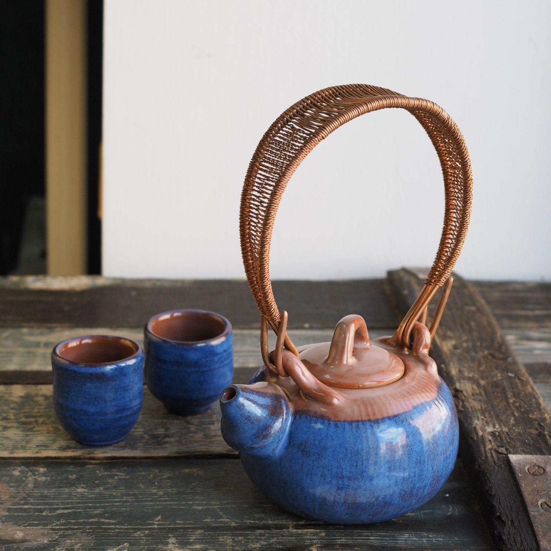 Чайная церемония, Чайный набор, Чайник и чашки, чайник китайский чай, Чайники, Щелково,  Фото №1